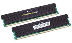 Corsair Vengeance 16GB DDR3-1600 CL10 LP kit