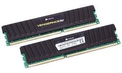 Corsair Vengeance 16GB DDR3-1600 CL10 LP kit