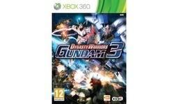 Dynasty Warriors, Gundam 3 (Xbox 360)