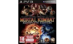 Mortal Kombat, Complete Edition (PlayStation 3)