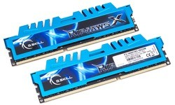 G.Skill RipjawsX 16GB DDR3-1600 CL9 kit
