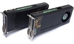 Nvidia GeForce GTX 670 SLI
