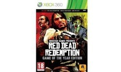 Red Dead Redemption, Game of the Year Edition (Xbox 360)