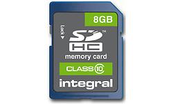 Integral UltimaPro SDHC Class 10 8GB