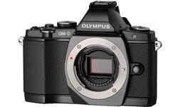 Olympus OM-D E-M5 Black