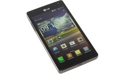 LG P880 Optimus 4X HD Black