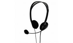 BasicXL Portable Stereo Headset Black