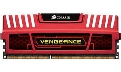 Corsair Vengeance Red 16GB DDR3-1600 CL10 kit