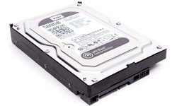 Western Digital Caviar Black 500GB (SATA3, 64MB)