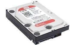 Western Digital Red 2TB (64MB)
