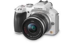 Panasonic Lumix DMC-G5 14-42 kit White