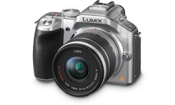 Panasonic Lumix DMC-G5 14-42 kit Silver