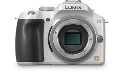 Panasonic Lumix DMC-G5 Body White