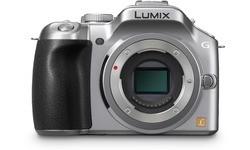 Panasonic Lumix DMC-G5 Body Silver