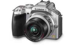 Panasonic Lumix DMC-G5 14-42 PZ kit Silver
