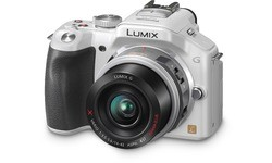 Panasonic Lumix DMC-G5 14-42 PZ kit White