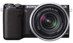 Sony NEX-5R Black 18-55mm kit