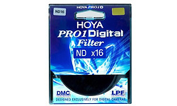 Hoya NDX 16 Pro 1 Digital 62mm