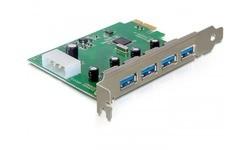 Delock PCI ExpressCard 4-port USB 3.0