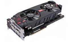 Asus Radeon HD 7970 Matrix Platinum 3GB