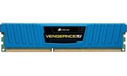 Corsair Vengeance Blue 16GB DDR3-1600 CL10 LP kit