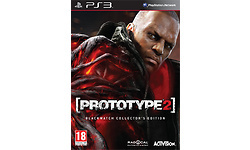 Prototype 2, Collector's Edition (PlayStation 3)