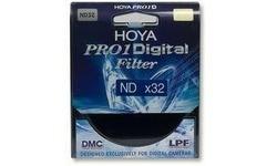 Hoya Pro1 Digital ND x32 82mm