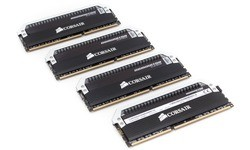 Corsair Dominator Platinum 32GB DDR3-2400 CL10 quad kit