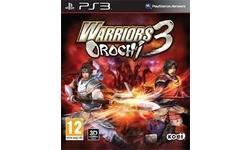 Warriors Orochi 3 (PlayStation 3)