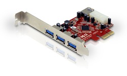Conceptronic PCI Express 4-port USB 3.0