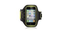 Belkin EaseFit Sport Black/Yellow (iPhone 4/4S)