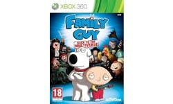 Family Guy, Back to the Multiverse (Xbox 360)