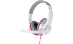 Speedlink Aux Stereo Headset White