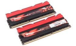 G.Skill TridentX 8GB DDR3-2400 CL9 kit