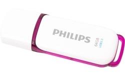 Philips USB Flash Drive Snow Edition 64GB