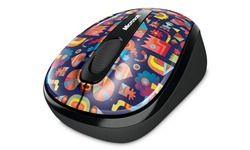 Microsoft Wireless Mobile Mouse 3500 Lyon