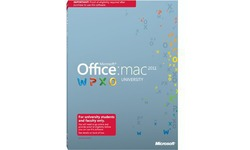 Microsoft Office Mac University 2011 NL