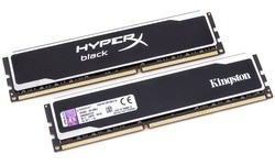 Kingston HyperX Black 16GB DDR3-1600 CL10 kit