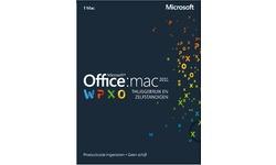 Microsoft Office 2011 Home & Business Mac NL (OEM)