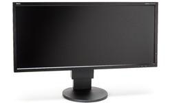 NEC EA294WMi Black