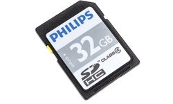 Philips SDHC Class 4 32GB