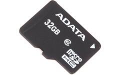 Adata MicroSDHC Class 10 32GB + Reader