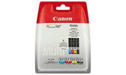 Canon CLI-551 Multi Pack