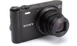 Sony Cyber-shot DSC-WX300 Black