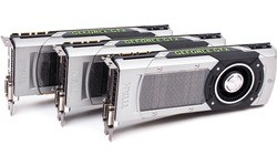 Nvidia GeForce GTX Titan SLI (3-way)