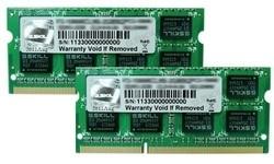 G.Skill SQ Series 8GB DDR3-1600 CL11 Sodimm kit