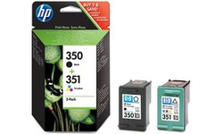 HP 350 + 351 Combo pack