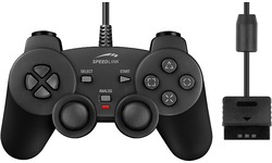 Speedlink Strike 2 Gaming Pad Black (PS2)