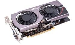 MSI N650Ti TF 2GD5/OC BE