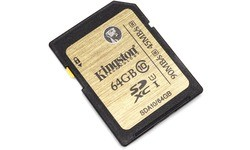 Kingston Ultimate SDXC UHS-I 64GB